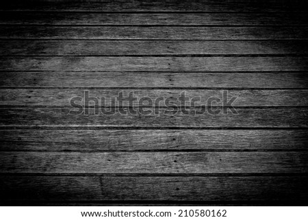 Old and rust grunge wooden plank as background. - stock photo