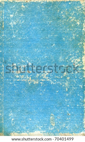 old and worn paper for background - stock photo