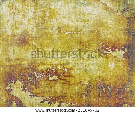 Old background or texture. With different color patterns: yellow (beige); brown; gray; purple (violet) - stock photo