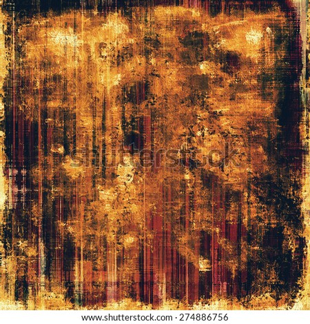 Old background or texture. With different color patterns: yellow (beige); brown; purple (violet); black - stock photo