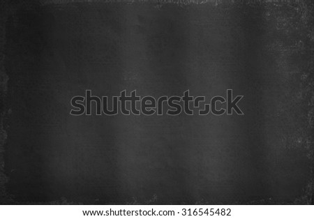 Old black Paper Texture - stock photo