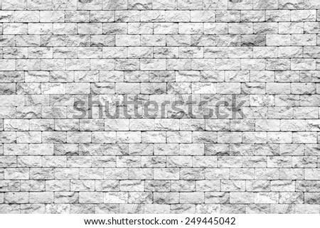 old brick stones wall background - stock photo
