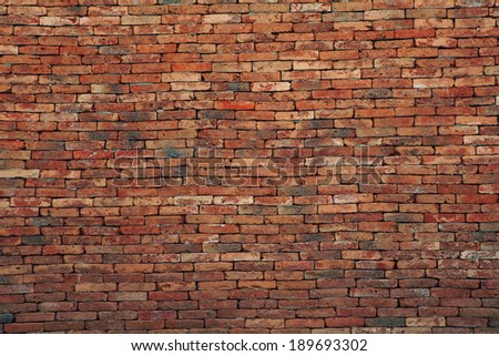 Old brick stock photos images pictures shutterstock for Uses for old bricks