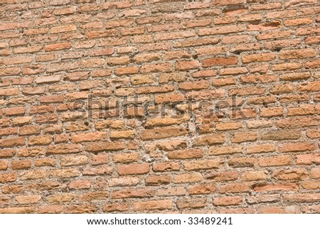 Old brickwall background