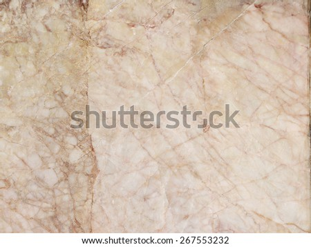 Old brown marble texture - stock photo