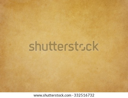 Old brown paper background. Vintage paper texture - stock photo