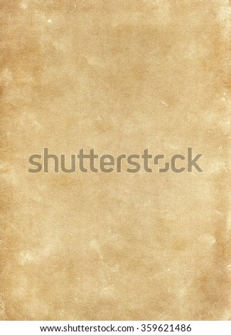 Old brown paper. Vintage background.Texture