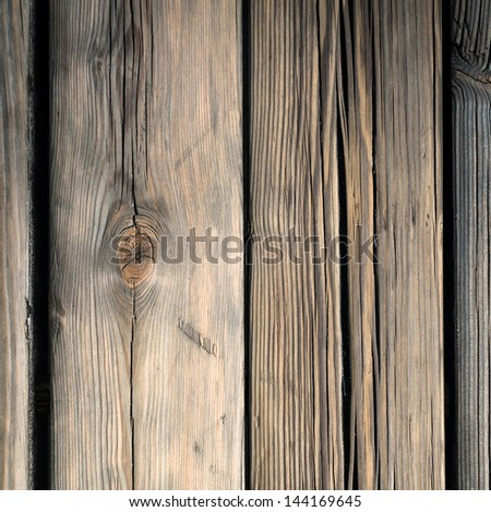 Old Brown wood texture. Abstract background
