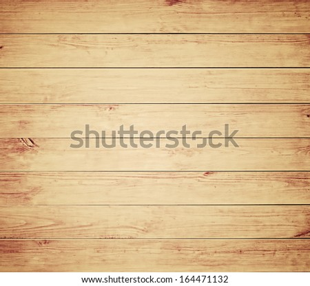 Old brown wooden planks - stock photo