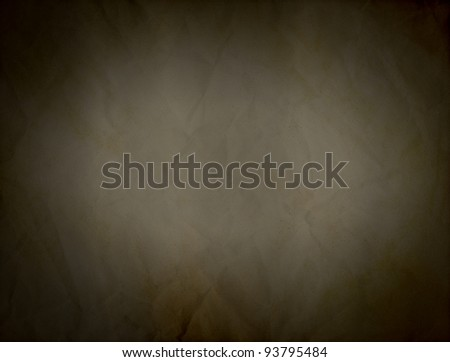 Old Canvas template - stock photo
