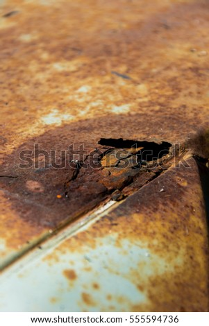 how to stop rust on car body
