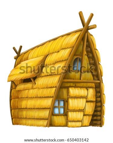 cartoon shack stock images royalty free images vectors shutterstock. Black Bedroom Furniture Sets. Home Design Ideas