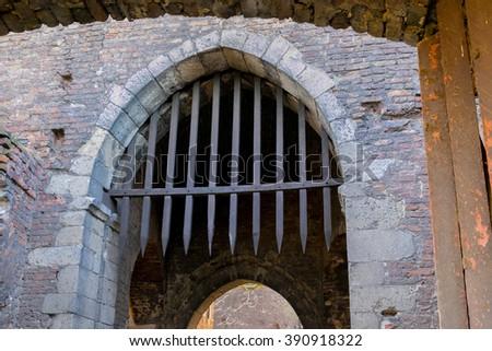 Old Castle door & Old Castle Door Stock Photo 390918322 - Shutterstock Pezcame.Com