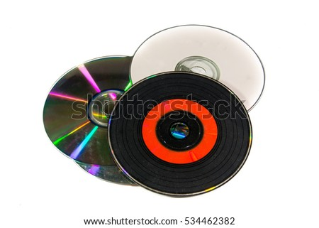 Old CDs