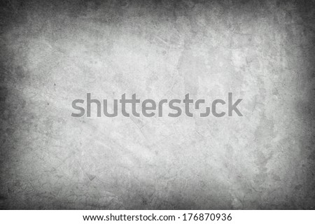 Old cement wall background - stock photo