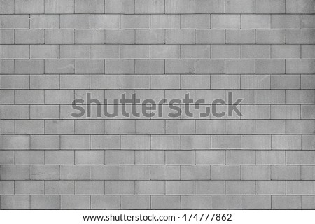 Old conctete blocks wall texture background