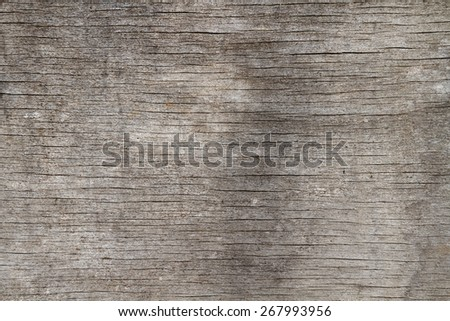 Old crack Wood Grunge Background. - stock photo
