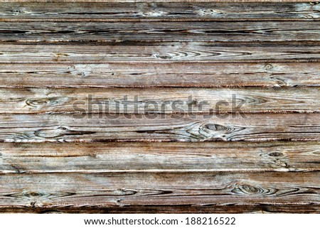 Old dark wood texture natural pattern wooden planks as the magnificent creative creative retro vintage background for fashion design - stock photo