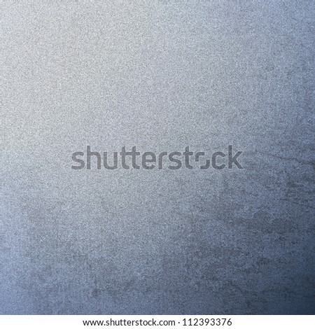 old dirty blue metal background texture - stock photo
