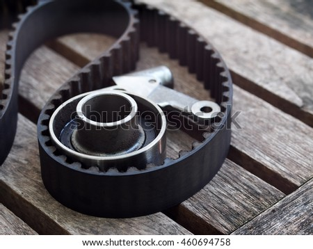 Old dirty rustic used long distance stock photo 460694758 for Uses for old pulleys
