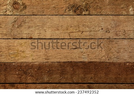 Old dirty wooden planks