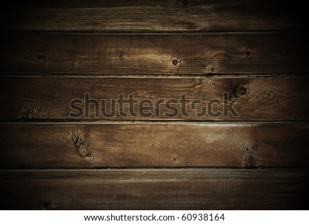 old dirty wooden texture - stock photo