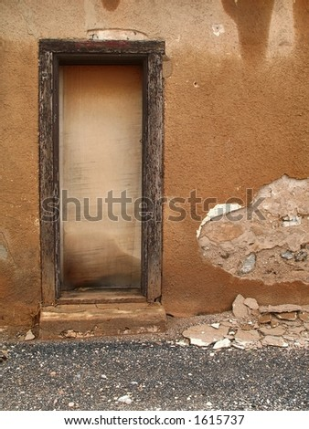 Old Doorway