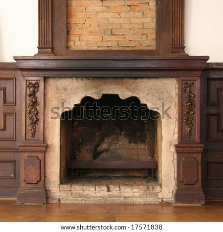 Old Fireplace Stock Images, Royalty-Free Images & Vectors ...