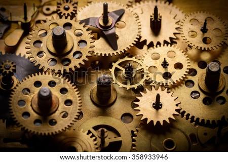 Ungroupable Clock Mechanism ...
