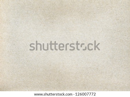 Old gray paper background - stock photo
