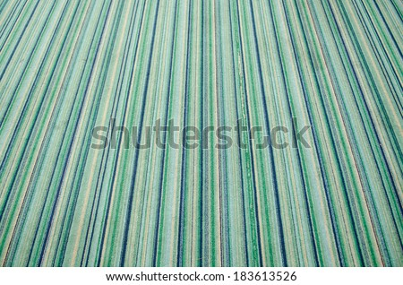Old Green carpet texture for background - stock photo