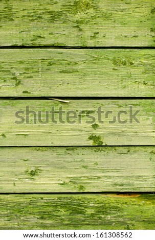 old green wood board texture