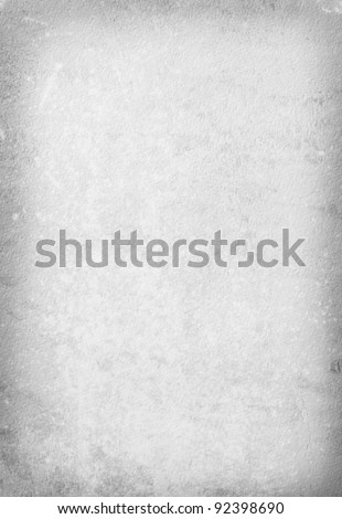 old grey paper - stock photo