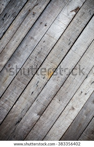 old grey wooden board background