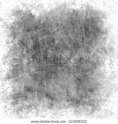 old grunge  background - stock photo