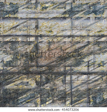 Old grunge background abstract antique texture with pattern