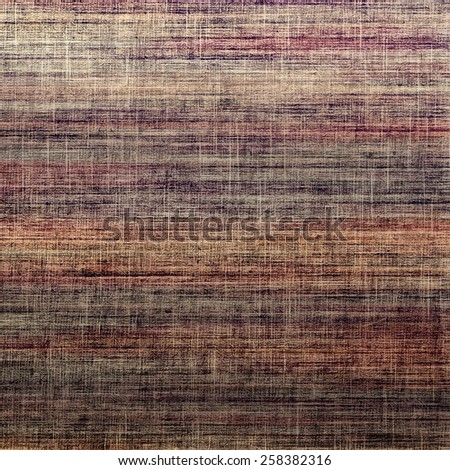 Old, grunge background texture. With different color patterns: yellow (beige); brown; gray; pink - stock photo