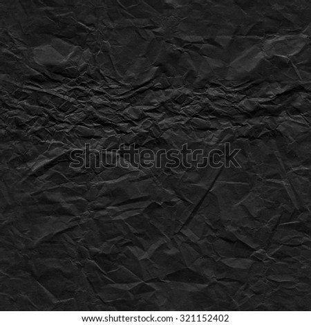Old grunge black Paper background - stock photo
