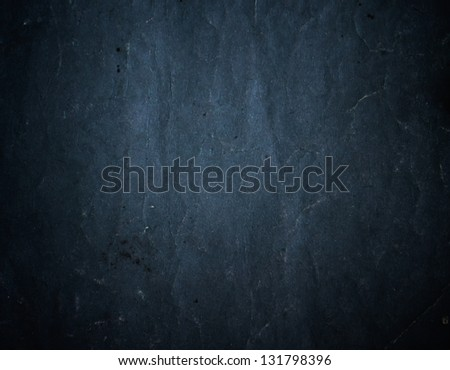 old grunge color blue background texture paper