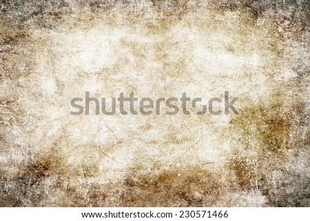 Old grunge paper background or texture - stock photo