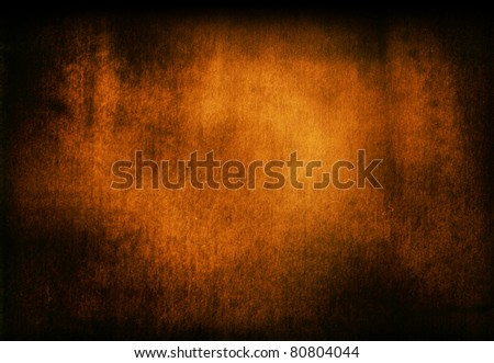 Old grunge paper for your design - stock photo
