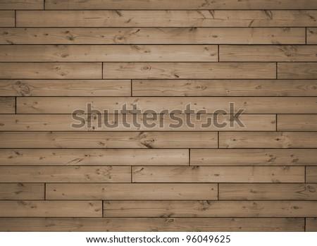 old, grunge wood panels background - stock photo