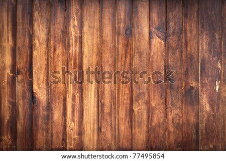 Old grunge Wood Texture use for background - stock photo