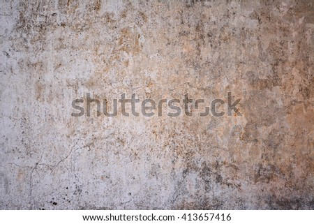 old grungy abstract cement wall texture - stock photo