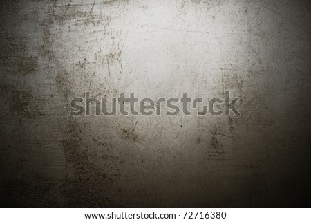 old grungy texture, dirty wall - stock photo