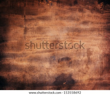 Old grungy wood background texture.  - stock photo