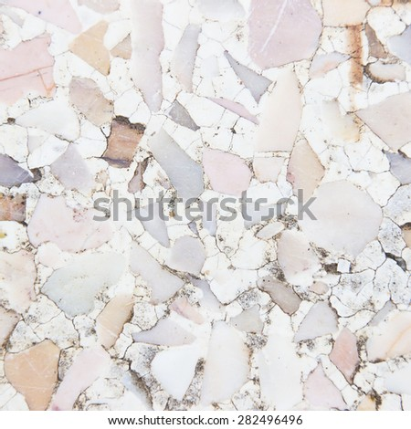 Old marble texture background - stock photo