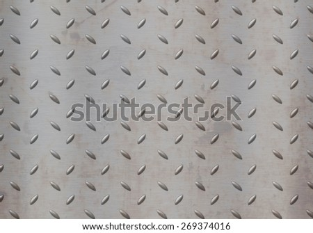 Old metal texture or aluminium texture background