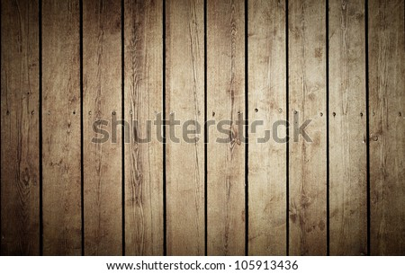 Old painted wooden board background