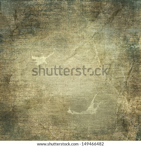 old paper - stock photo